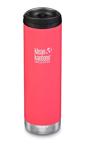 (Klean Kanteen, TKWide with Café Cap Melon Punch 20 Ounce)