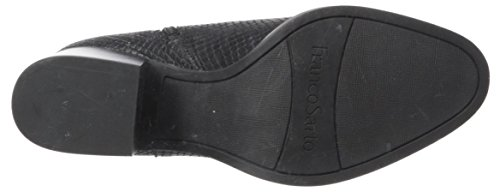 Women's Ankle Boot Franco Sarto Snake Owens Black wqU4n65