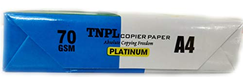 TNPL COPIER PAPER 70 GSM A4 Size 500 Sheet