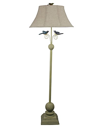 "AHS Lighting L2575-U1 Fly Away Together Floor Lamp, 20"" x 14"