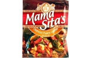 Noodle Canton (Stir Fry Mix - Chopsuey / Pancit Canton (1.76oz) [24 units] by Mama Sita.)