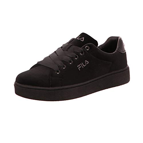 Chaussures Fila UPSTAGE Femme Low Noir V Mode Sneakers znfAqURxn