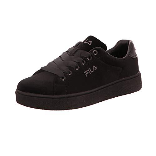 Femme Fila Chaussures Mode Sneakers V Low Upstage Noir wtqnxrYtz