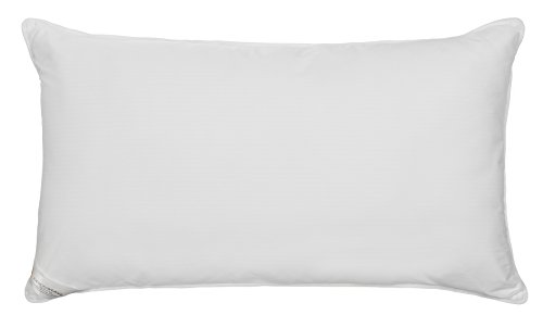 Design Weave Future Textiles Outlast Temperature Regulating Bed Pillow, King - White