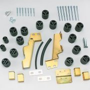 01 dodge ram 1500 body lift kit - 6