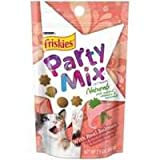 Friskies Party Mix Salmon 10/2.1 Oz