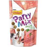 Friskies Party Mix Salmon 10/2.1 Oz