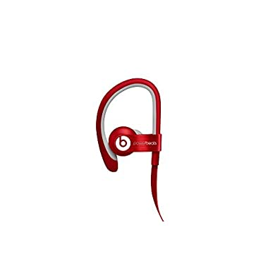 Beats Powerbeats 2 Wireless In-Ear Headphone Red-(Certified Refurbished)