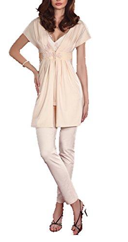 Livia Corsetti Fashion - Camisón - para mujer Beige