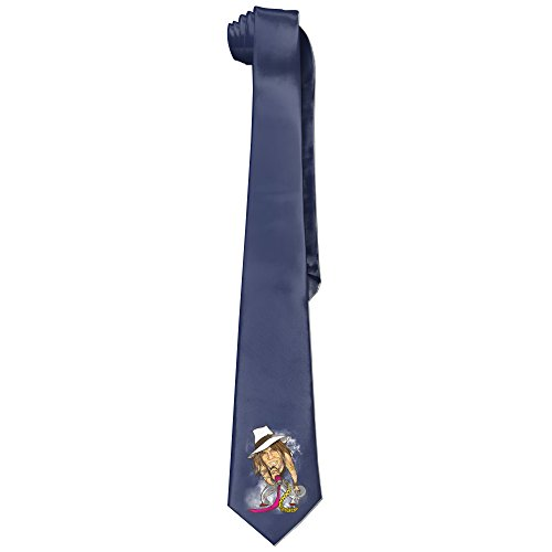 Ggift Steven Tyler Mens Fashion Business Solid Necktie Tie