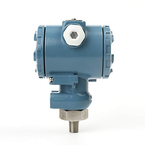 - Gurlleu Industrial Explosion-Proof Pressure Transmitter, 4-20mA Signal Output, 1/4