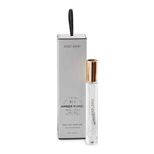 Mer Sea & Co Eau de Parfum - Amber Fumee, Musk, Jasmine, Lime - 10 mL