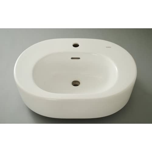 TOTO Lt790#01 Nexus Pedestal Lavatory, Cotton White low-cost
