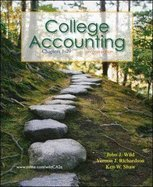 College Accounting::Chapters 1-30, 2nd edition.[Hardcover,2010]