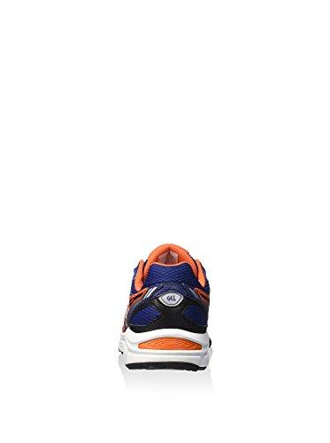 Asics Zapatillas Gel-Ikaia 5 Blanco / Naranja / Azul Índigo EU 40.5 (US 7H)
