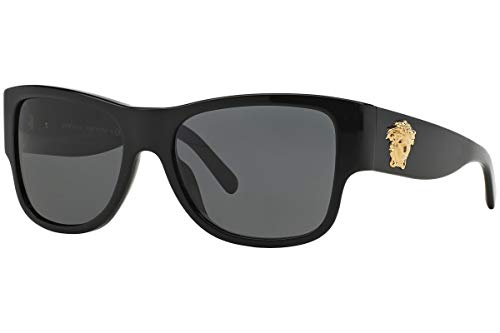 Versace Men's VE4275 Sunglasses - 87 Sunglasses Acetate