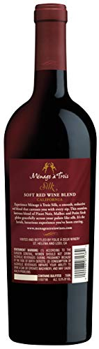 Buy red wine blends under 20