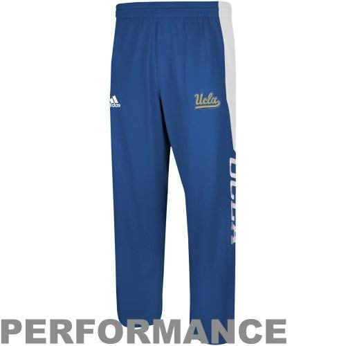 Adidas Ucla Bruins Sideline Player Warm-up Pants - True Blue (Large)