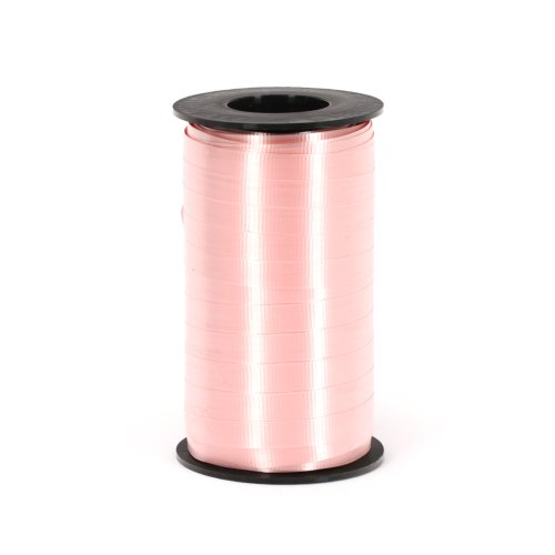 Berwick 3/8-Inch Wide by 250 Yard Spool Super Curl Crimped Splendorette Curling Ribbon, Pink (Ribbon Curls)