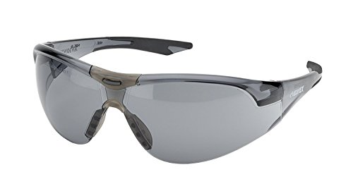 Elvex Avion SF, Grey AF/PC Lens, Black Temples, Slim Fit