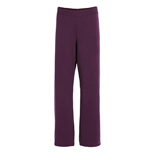 Hanes Women's ComfortBlend Fleece Sweatpants (Medium, (Hanes Port)