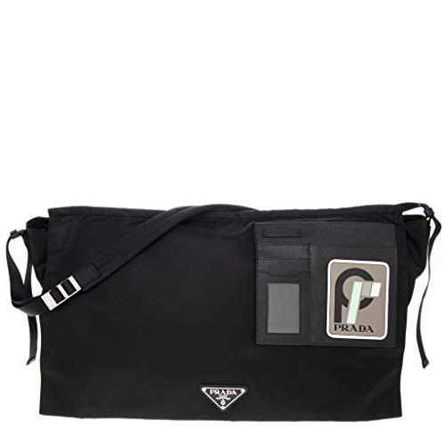 Prada Technical Nylon Fabric Shoulder Bag ()