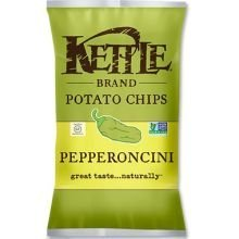 Kettle Foods Kettle Peppcini Pot Chip 8.5 Oz (Pack Of 12)