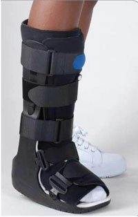 Royce Medical Equalizer - A-W1000 BLK Walker Leg/Foot Brace Equalizer Black XL Standard Part# A-W1000 BLK by Ossur America-Royce Medical Qty of 1 Unit