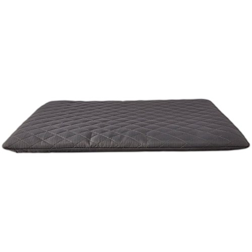 You&Me Grey Durable Dog Mat, 30'' L x 19'' W, Medium by You&Me