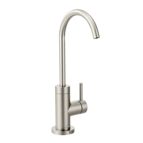 Moen S5530SRS One Handle High Arc Stainless