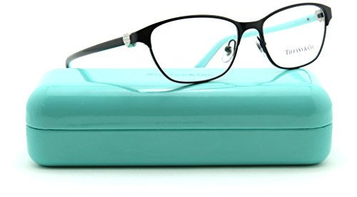 Tiffany & Co. TF 1072 Women Cat Eye Eyeglasses RX - able (6007) - Tiffany Glass Frames