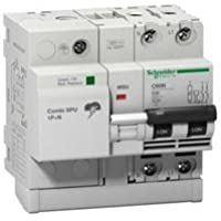 Schneider Electric 16304 Combi SPU 1P+N 50A