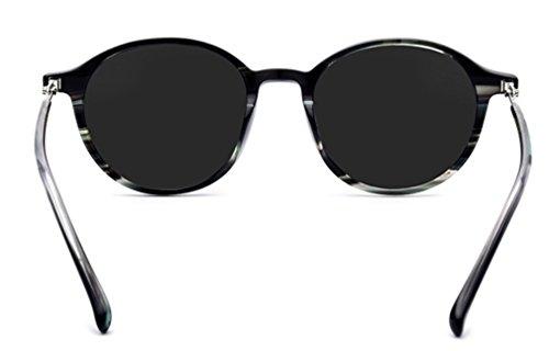 Conduire et Soleil MOQJ Sunglasses Polarizer Femmes des Lunettes Retro de Hommes A qztwFzH