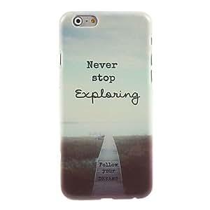 WQQ nunca dejar de explorar el diseño del estuche rígido para el iphone 6