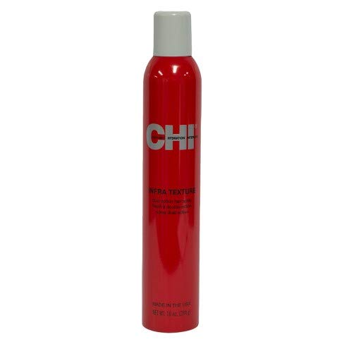 Limited Edition C.H.I. Infra Texture Hair Spray 10 oz -Perfume/Cologne Samples Included-