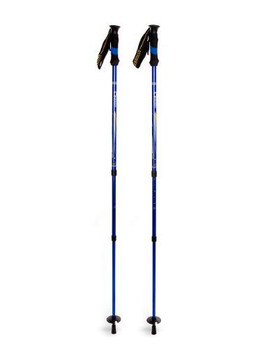 Mountainsmith Rhyolite 6061 Trekking Poles, Blue