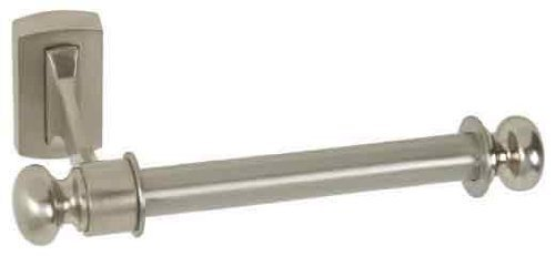 - Atlas Homewares LGTP-BRN Beacon Toilet Paper Holder in Satin Nickel