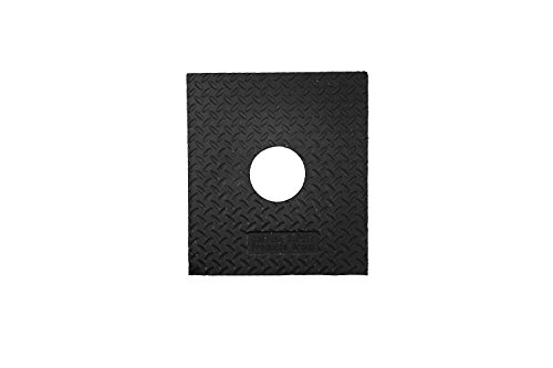 Cortina Safety Products 03-730 Delineator Base Rubber, 10#