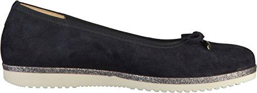 Gabor 82.411 G Pantofola Donna Blu (blu Scuro)