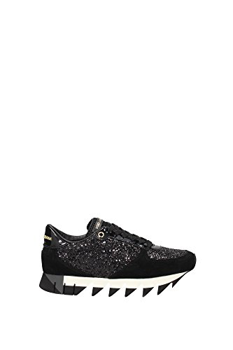 DOLCE GABBANA Women's Fashion Sneakers Black US 6.5 (EU 36.5) / US 7.5 (EU 37.5) / US 8.5 (EU 38.5) 100% Authentic (US 6.5 (EU - Dolce Gabbana Women Shoes