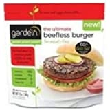 Gardein The Ultimate Beefless Burger, 12 Ounce - 8 per case.
