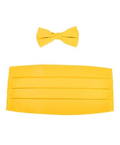 Boy's Solid Poly Satin - Bow Tie and Cummerbund Sets , ()