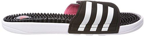 footwear Et De Chaussures core 0 super White Pink Adidas Plage Black Noir Piscine Femme Adissage wBxnnqvEI5