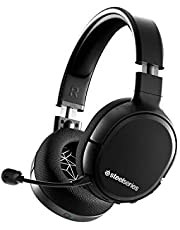 SteelSeries 61512 Arctis 1 Wireless Gaming Headset, Black
