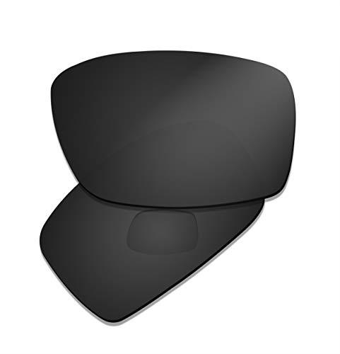 Prizo Polarized Replacement Lenses for Oakley Square Wire II New (2014) Sunglasses (Dark ()