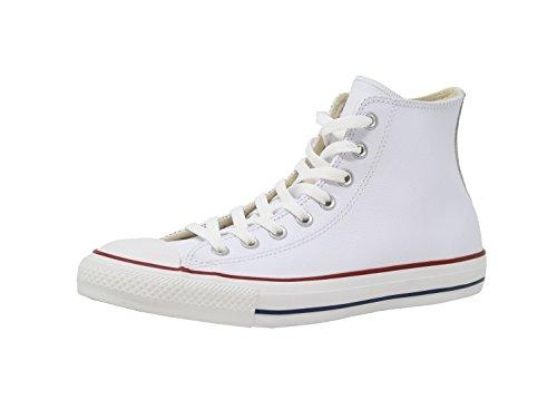 Converse Chuck Taylor Hi Leather White 132169C Size 6