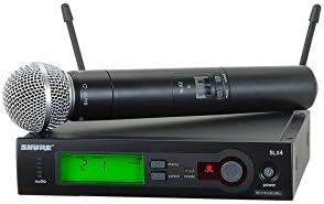 Shure SLX24/SM58 Handheld Wireless System, G4 by Shure