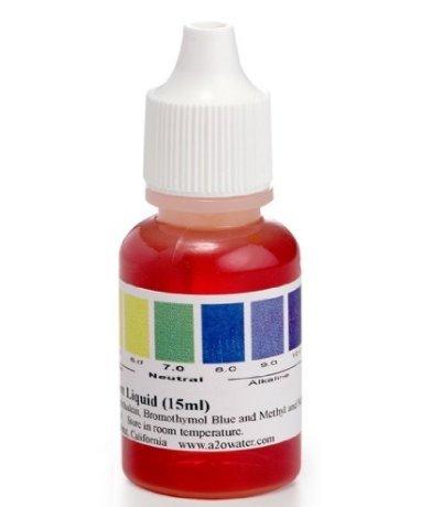A2O Water pH Test Liquid (100-125 tests)