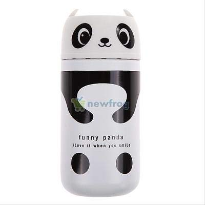 FidgetGear Vacuum Flask Unbreakable Stainless Steel Coffee Bottle Thermal Cup Travel Mug Panda from FidgetGear