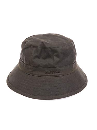 Barbour Luxury Fashion Mens BAACC0247OL71 Brown Hat | Fall Winter 19 (Barbour Cap)